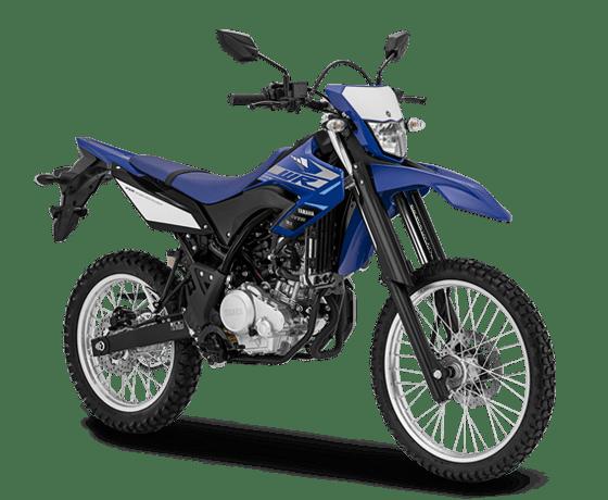 WR 155 R Yamaha Blue